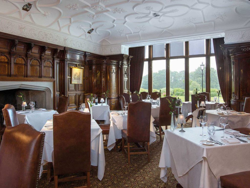 Rookery Hall Hotel - Dinng