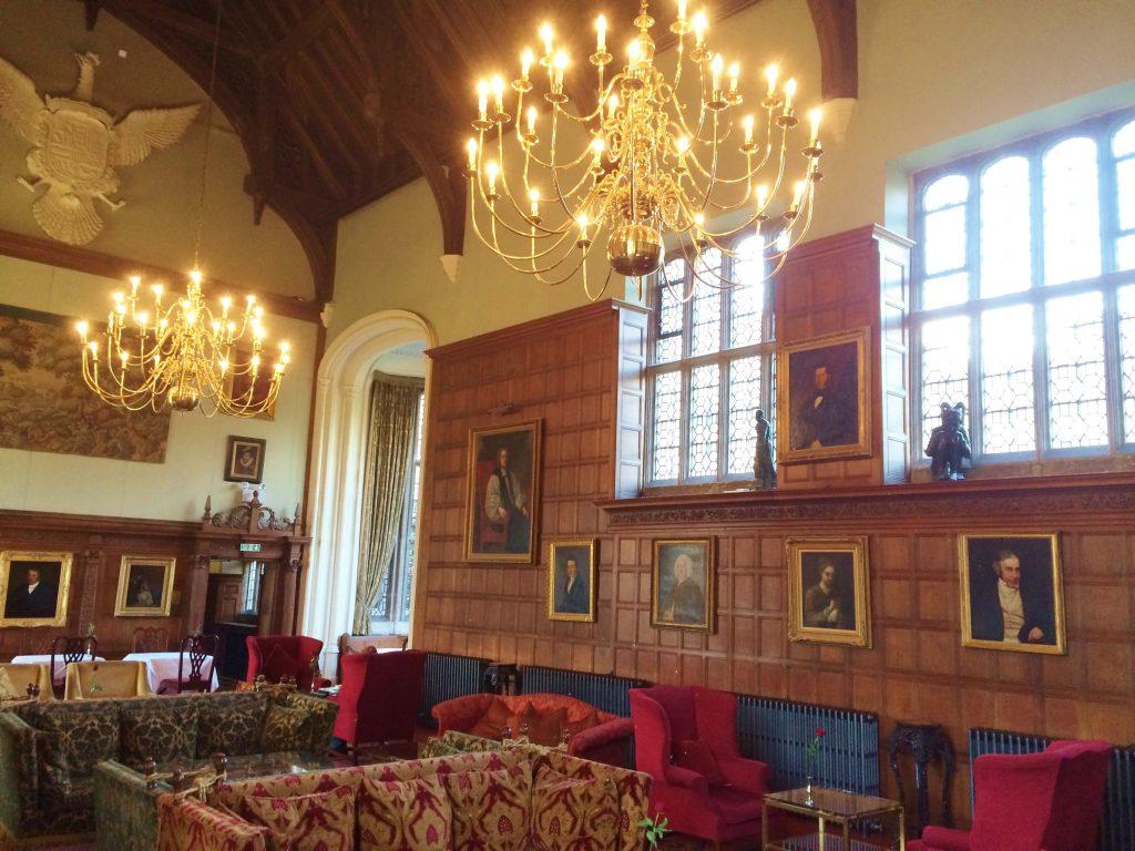 Rushton Hall: Hotels in Northamptonshire