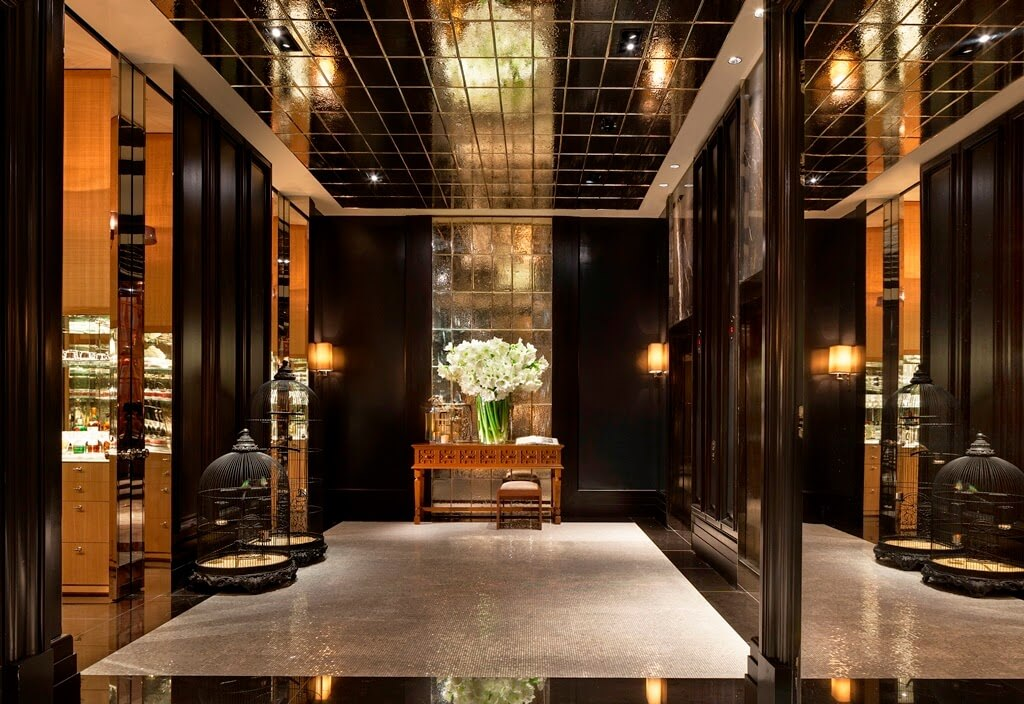 Spa at Chancery Court, The Rosewood Hotel London