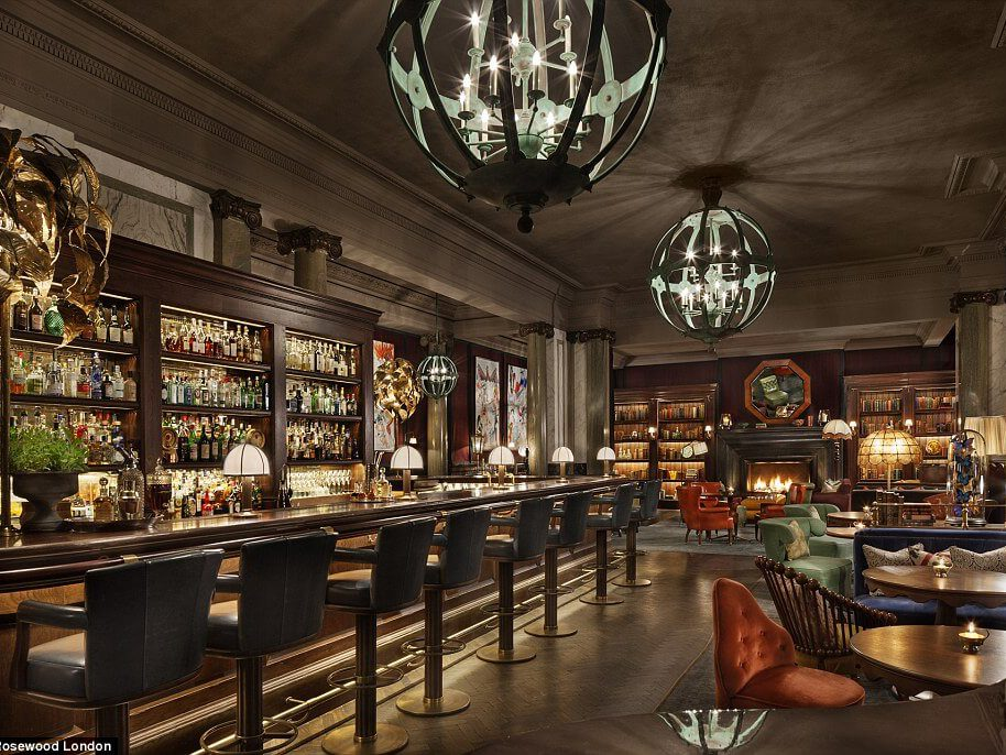 The Rosewood Hotel London - Scarfes Bar