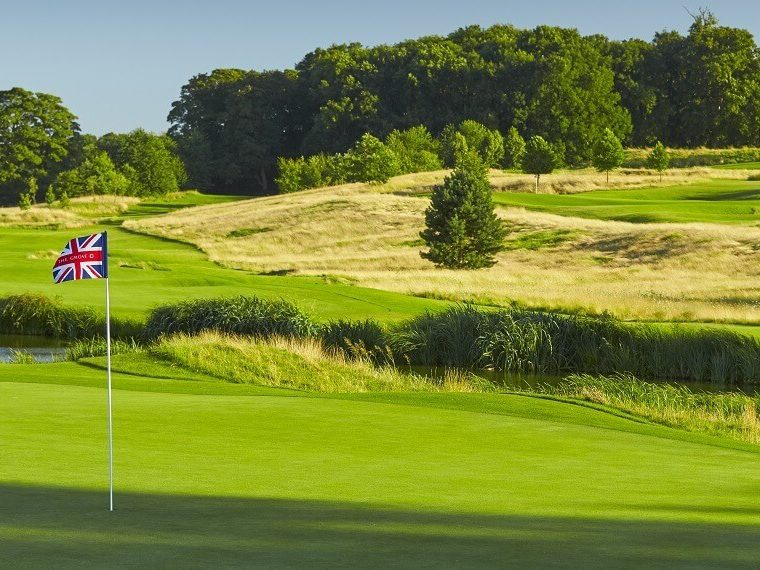 The Grove Hotel Hertfordshire - Golf