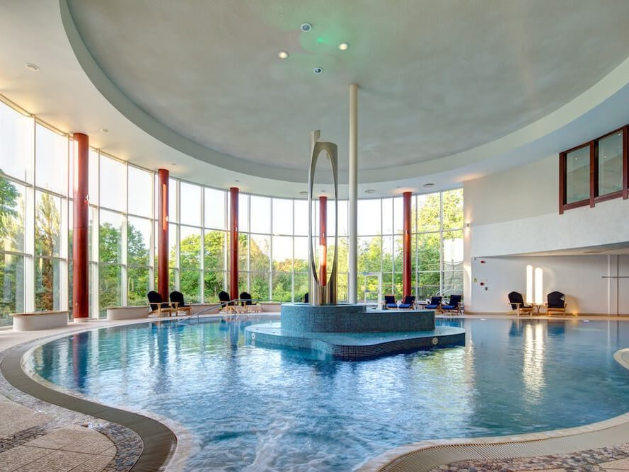 Seaham Hall Spa in Durham