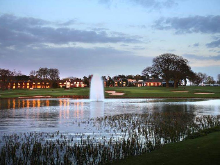 The Belfry Spa in Warwickshire - Grounds
