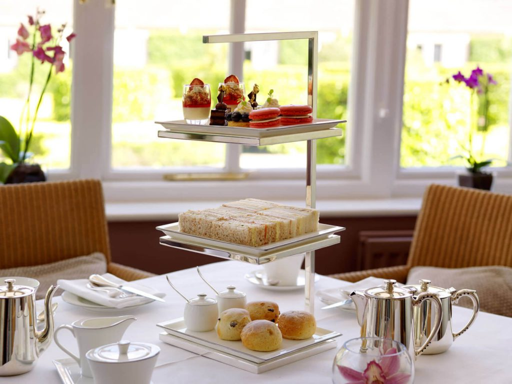 Devonshire Arms Hotel - Afternoon Tea