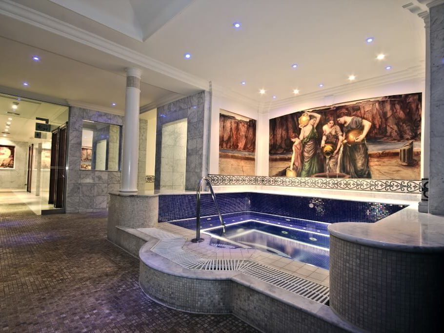 Celtic Manor Spa - Jacuzzi