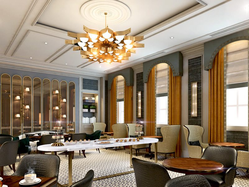 The Gainsborough Bath Spa Hotel - Lobby