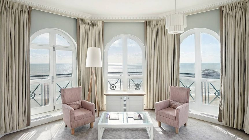 The Grand Brighton Hotel in East Sussex