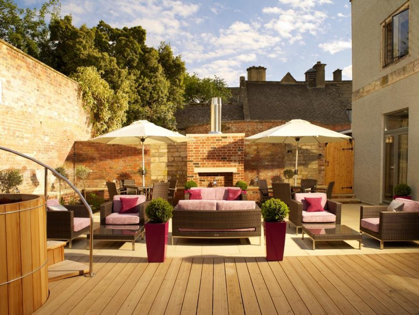 The Greenway Hotel and Spa - Outdoor Seating
