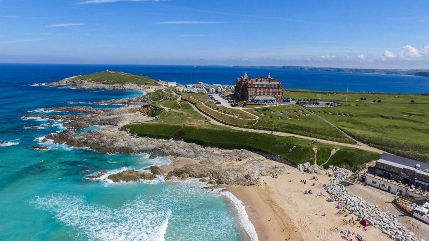 The Headland Hotel & Spa, Cornwall