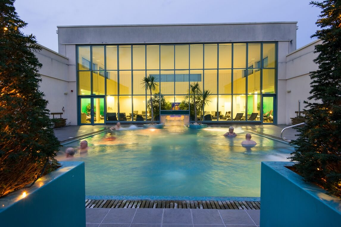 The Malvern Spa in Worcestershire - Outdoor Pool