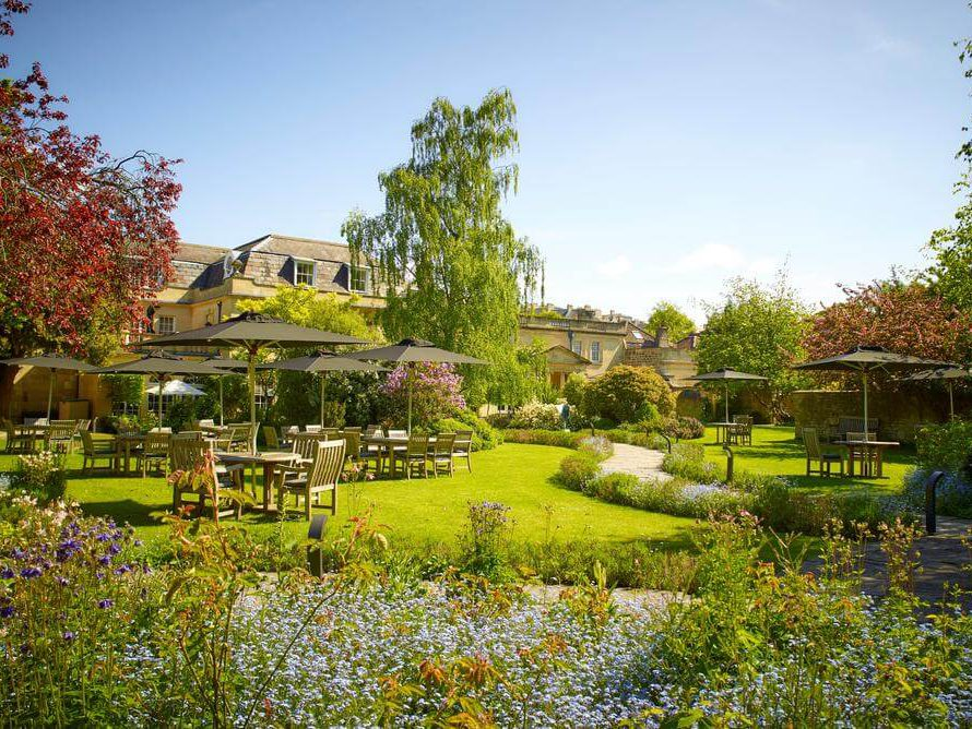 The Royal Crescent Hotel & Spa - Gardens