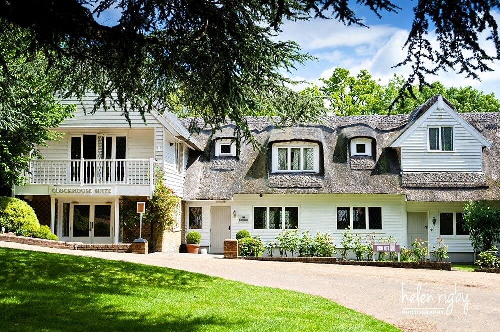 Rowhill Grange Utopia Spa Hotel in Dartford, Surrey