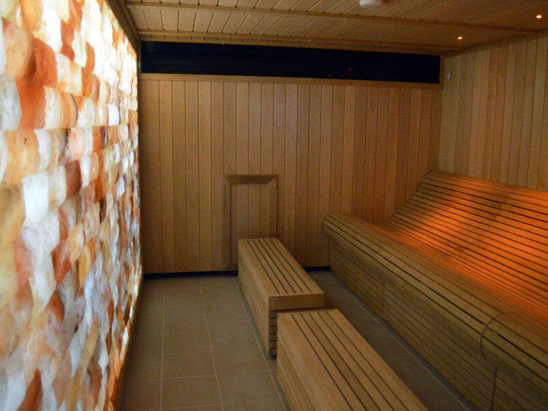 Seaham Hall Spa - Suana