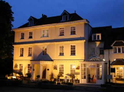 The Georgian House Hotel