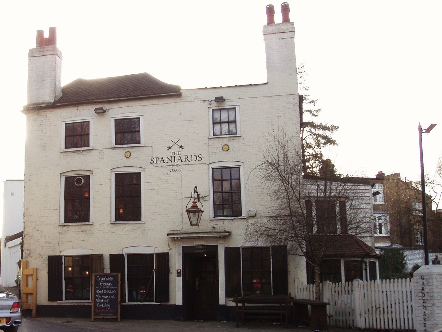 The Spaniards Inn Hampstead London