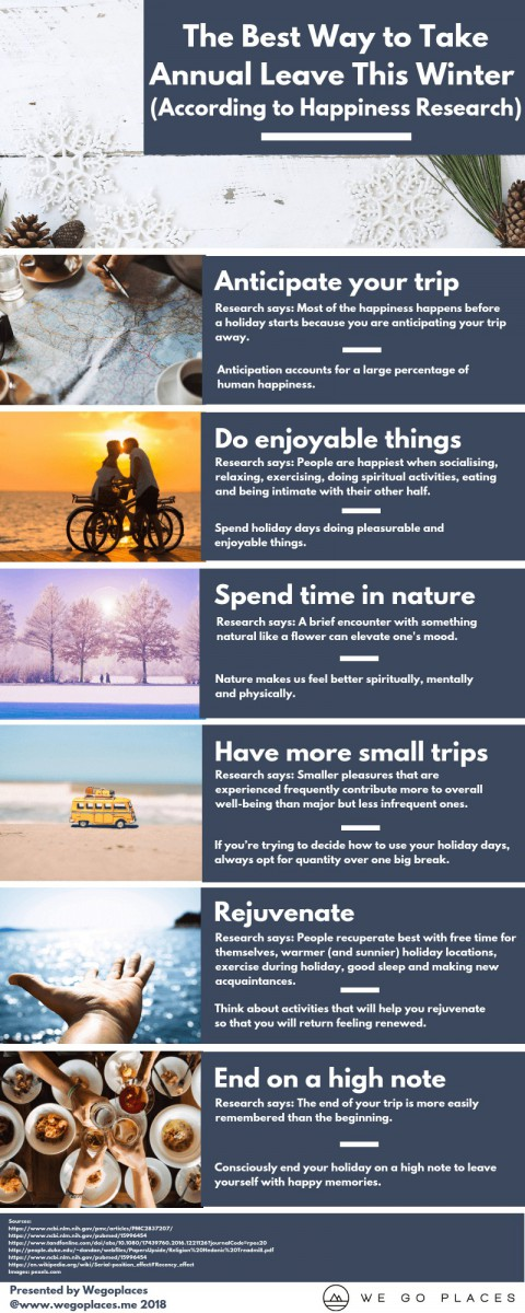 How to Take Annual Leave this Winter