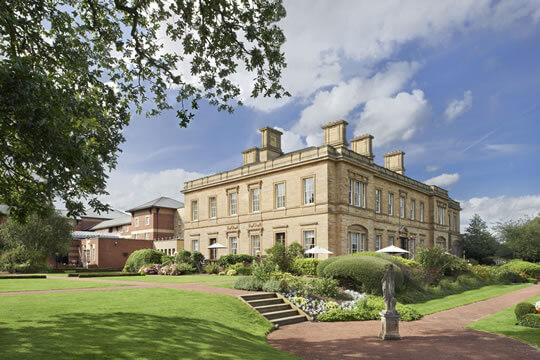 Oulton Hall Hotel & Spa, Leeds