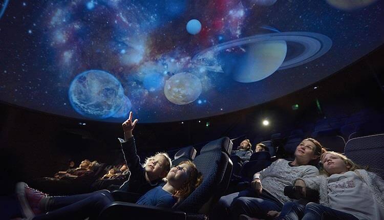 Spaceport Planetarium Wallasey