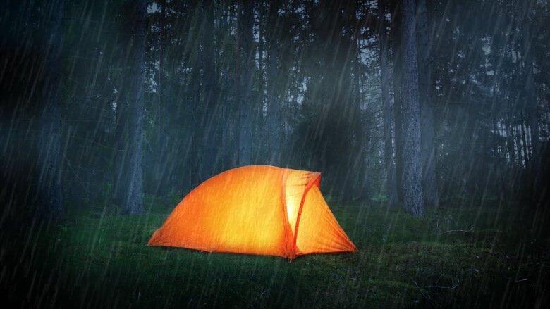 best tents for rain waterproof