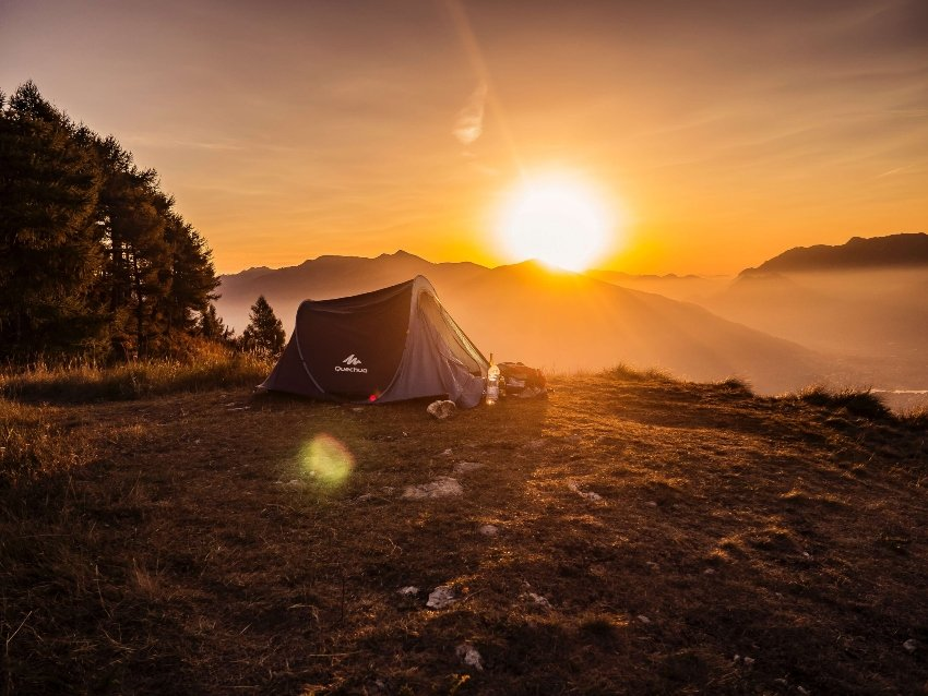 best tents with air conditioning port