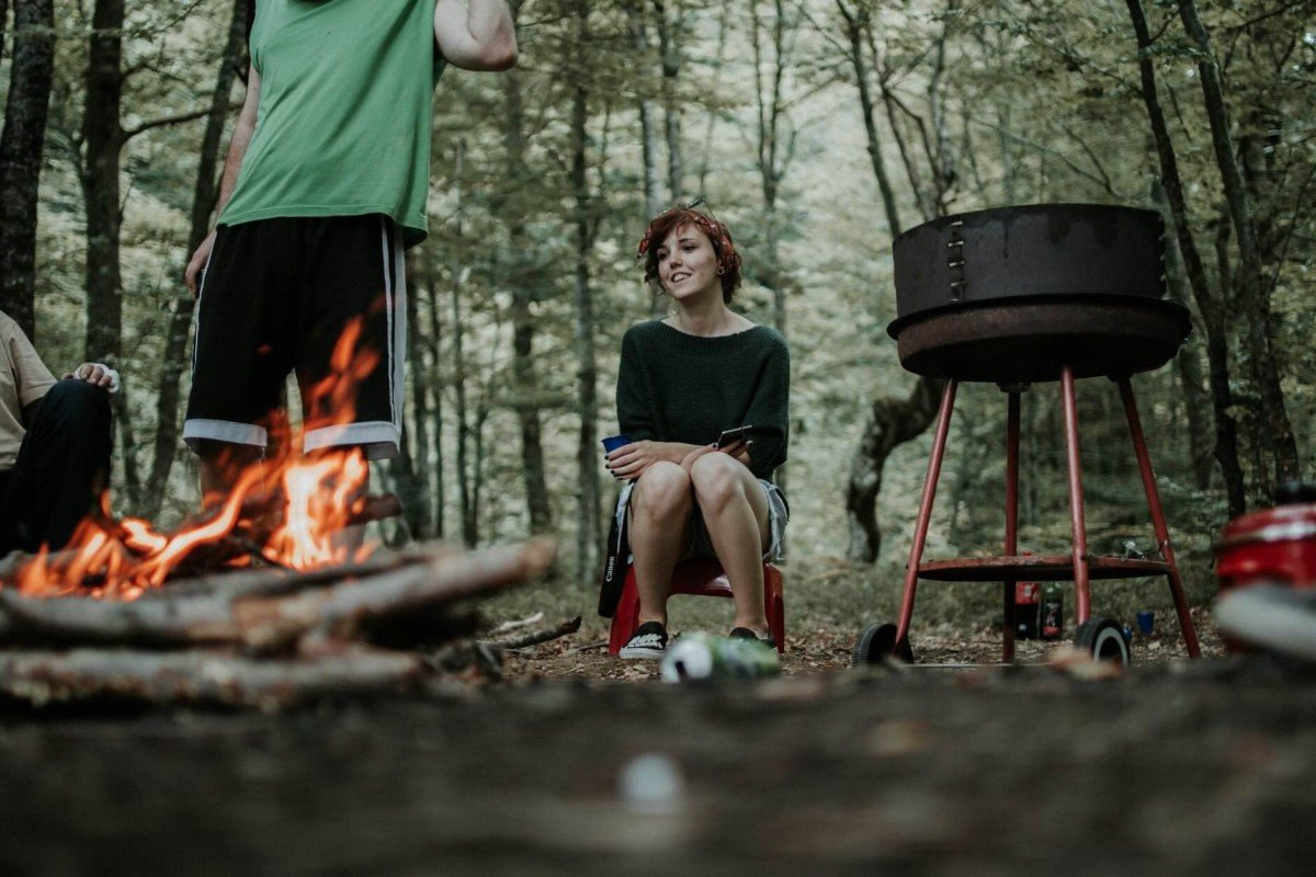 camping with ozark trail tents