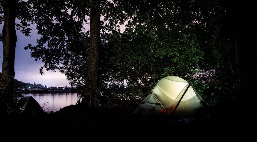 best double tent cot walmart