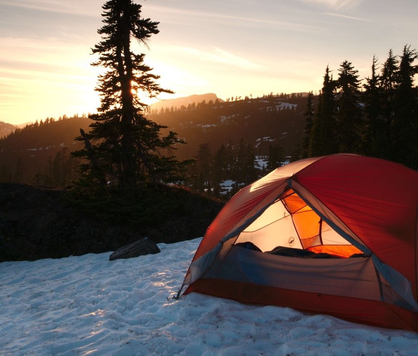 best winter tent with stove