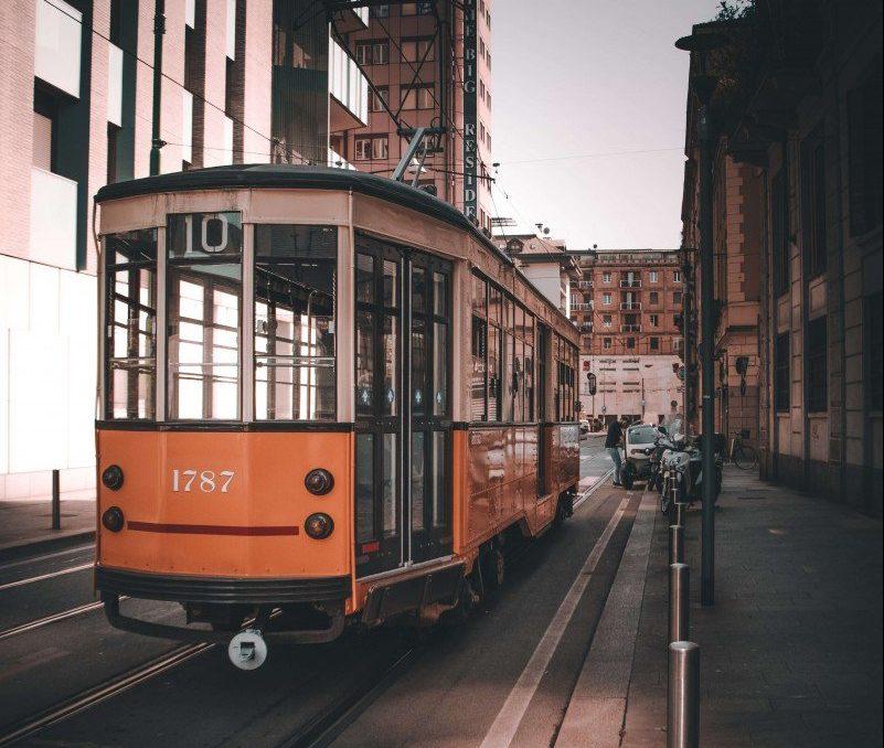Milano Porta Garibaldi Milan Italy
