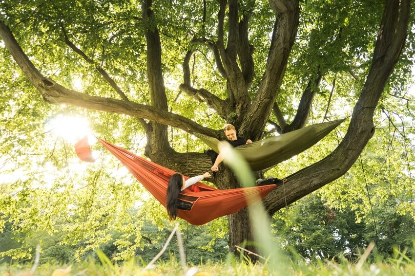 best hammock with mosquito net