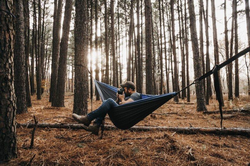 heavy duty hammock large people