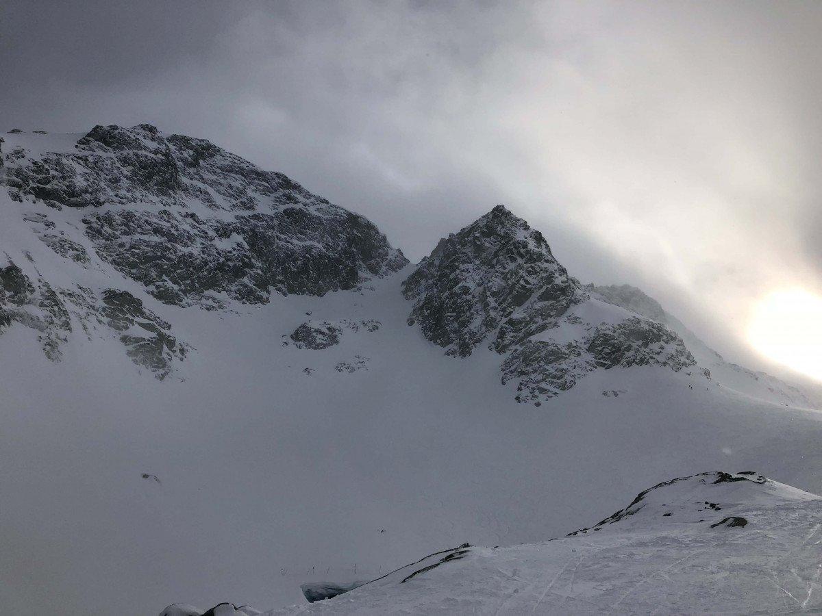 Blackcomb Glacier, Canada