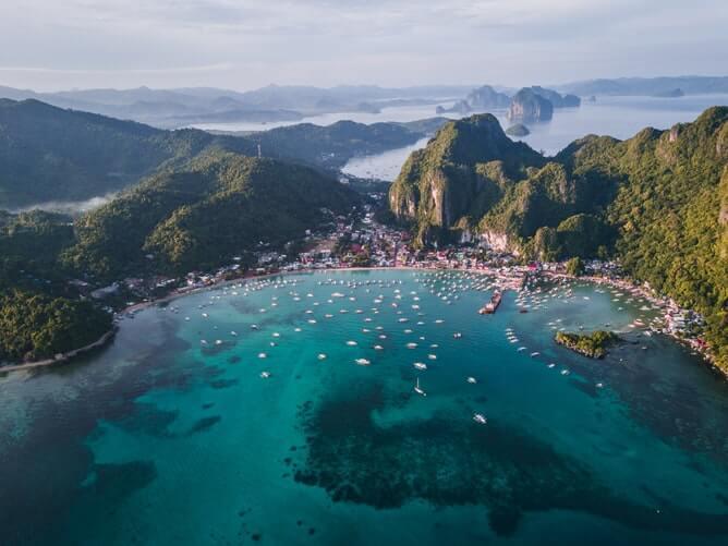 Ell Nido, Philippines, Palawan Island