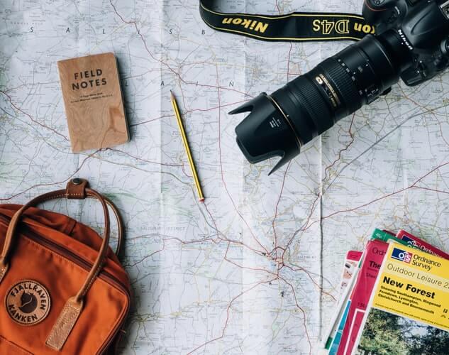 adventure travel checklist