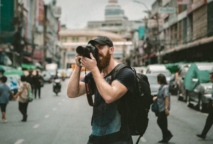 travel photography camera