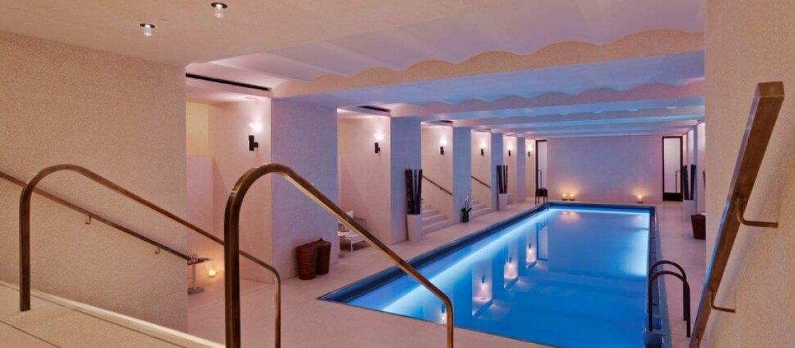 Akasha Spa Hotel Cafe Royal London