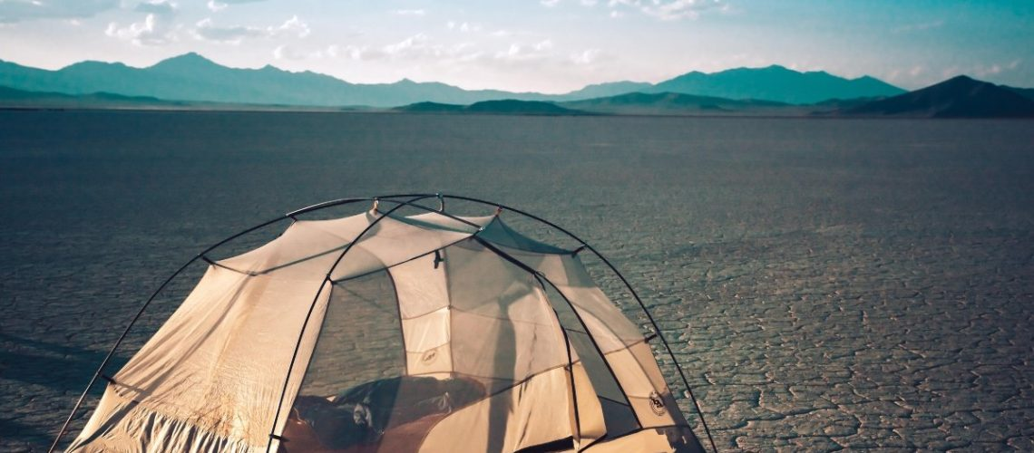 best double tent cot