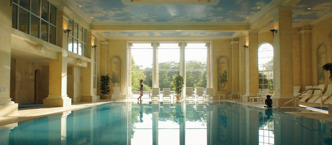 Chewton Glen Spa Hotel in Hampshire