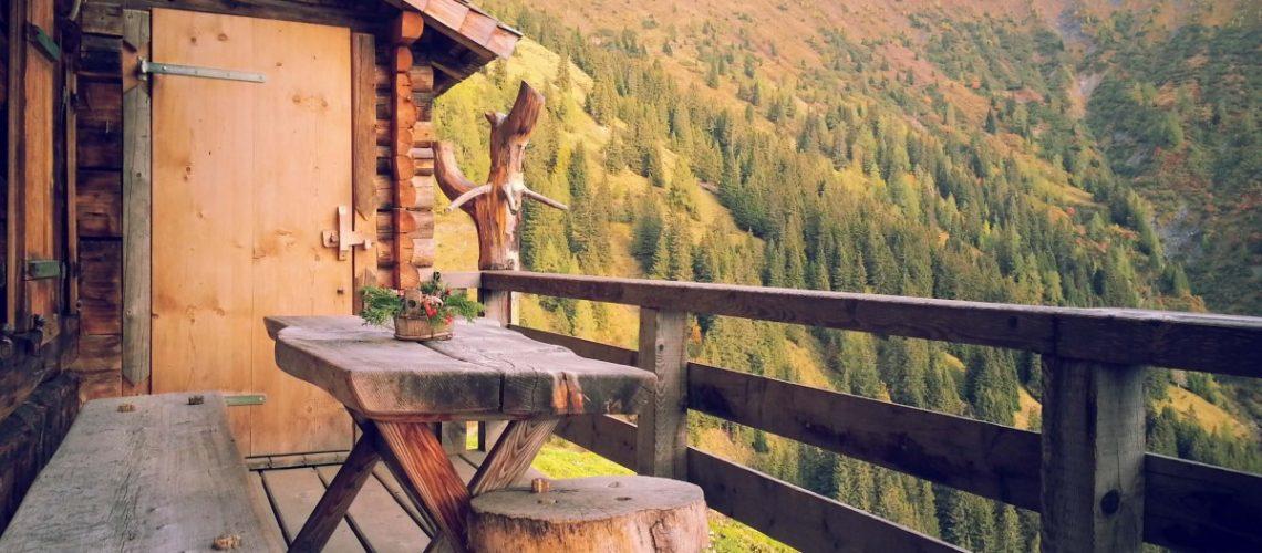 secluded romantic getaways UK