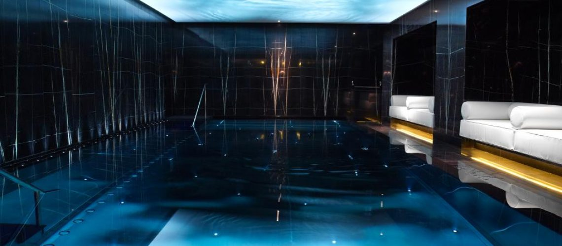 ESPA Life at Corinthia Spa -Pool